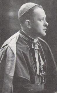 Redmond Prendiville metropolitan bishop
