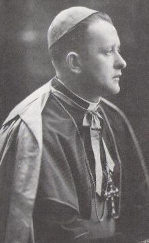 Redmond Prendiville - Archbishop Redmond Prendiville