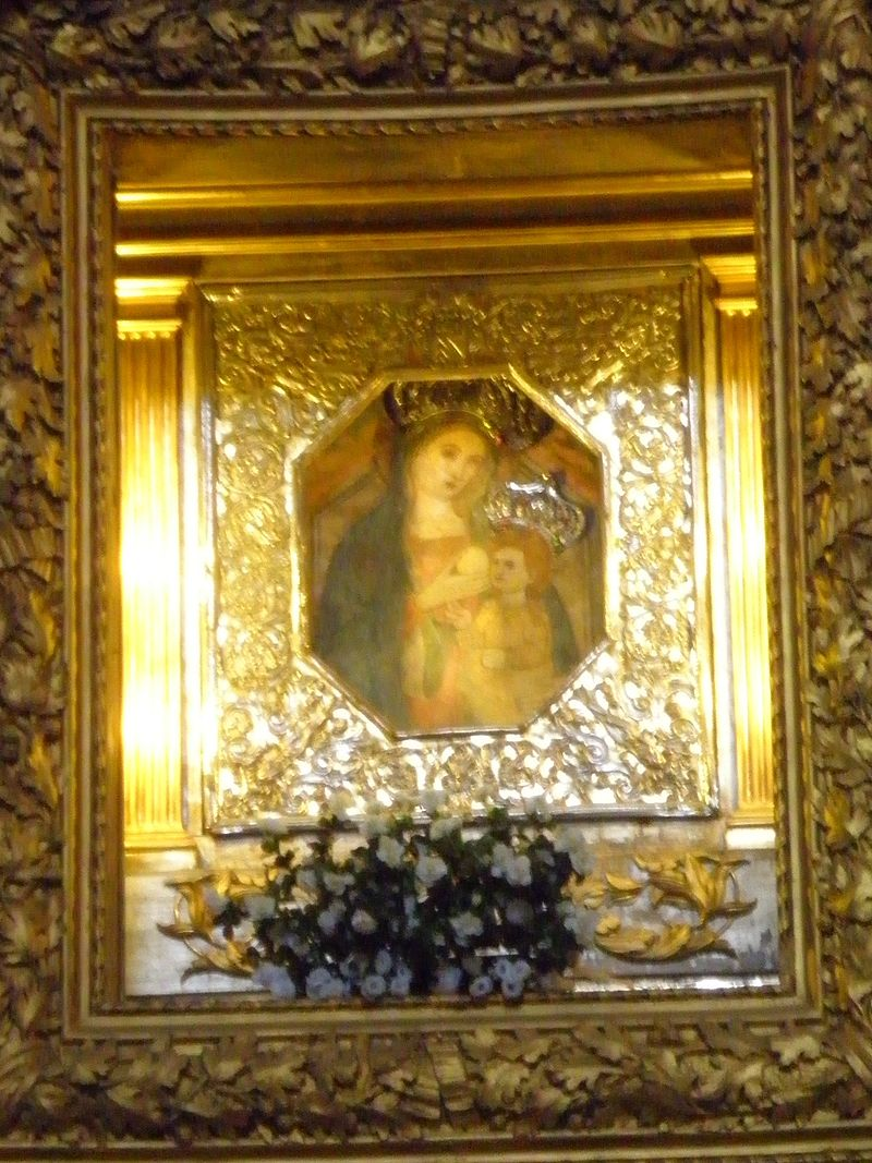 Regel - s M Klagomuren - Madonnas tårar (lactans) P2140012.JPG