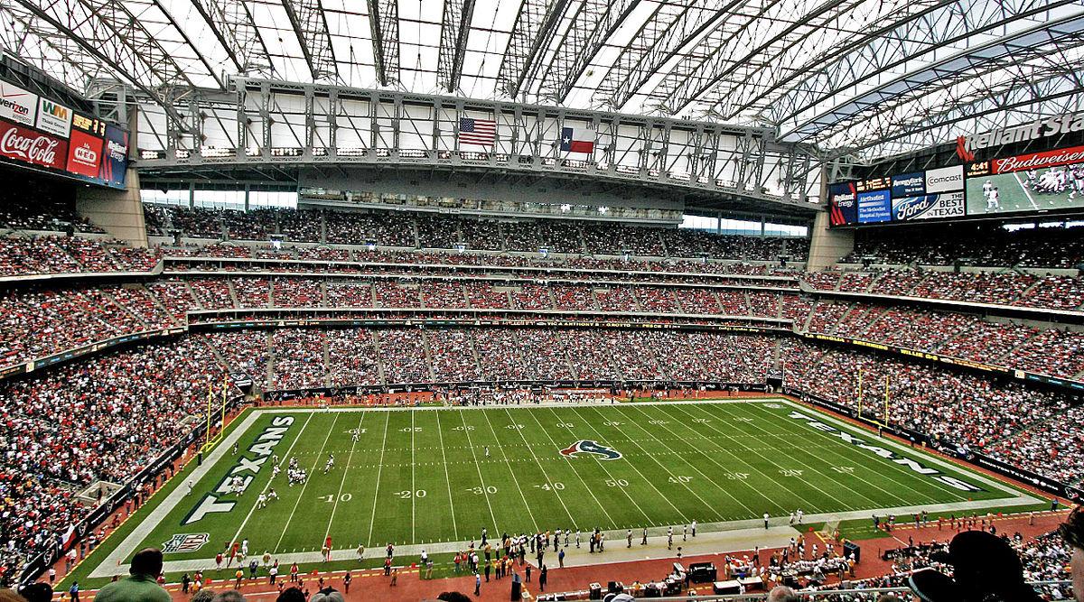 NRG Stadium - Wikipedia