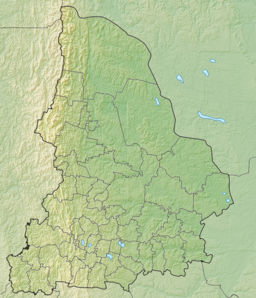 Kholat Syakhl is located in Sverdlovsk Oblast