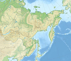 Kolyma (river) is located in Far Eastern Federal District