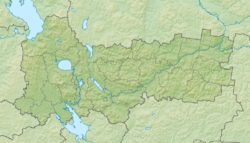 Relief Map of Vologda Oblast.png
