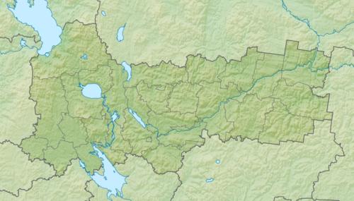 Карта Нюксенского Района.Rar