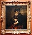 Rembrandt, ritratto di vecchio, olanda 1645, 01.jpg