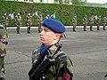 Remise du Béret au 5RHC le 14 octobre 2010.jpg