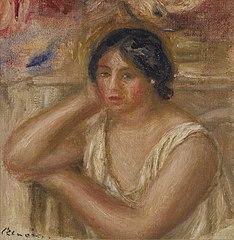 Portrait de Gabrielle