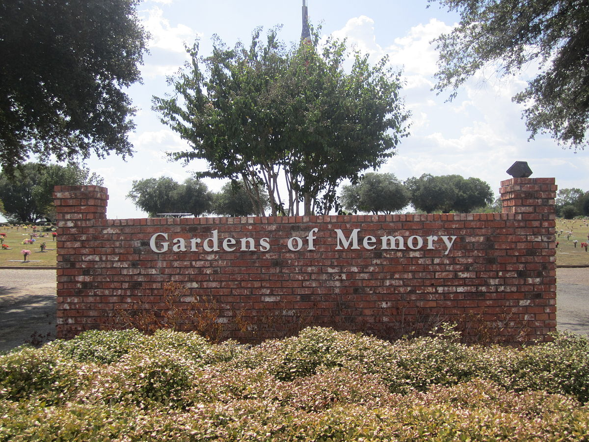 Gardens Of Memory Cemetery Minden Louisiana Wikipedia