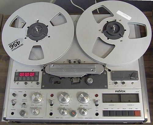 テープレコーダー - Wikiwand