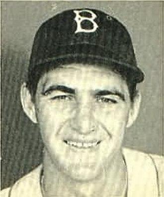 Rex Barney - Barney in 1948.