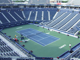 Canadian Open (tennis) - Aviva Centre, the current venue for the events held in Toronto.