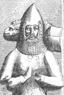 Rhys ap Gruffydd ruler of the kingdom of Deheubarth