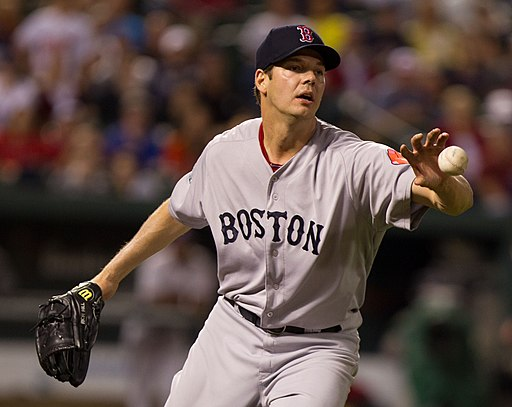 Rich Hill on May 21, 2012