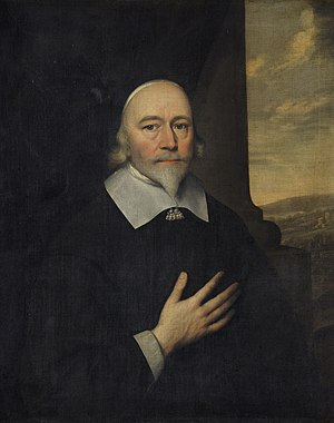 Richard Love - Richard Love, 17th-century painting by the circle of Cornelis Janssens van Ceulen.