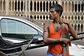Rickshaw Puller - Kolkata 2014-10-30 0112.JPG