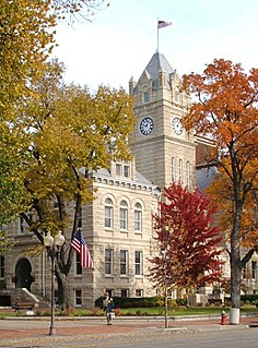Manhattan, Kansas City in and county seat of Riley County, Kansas, United States