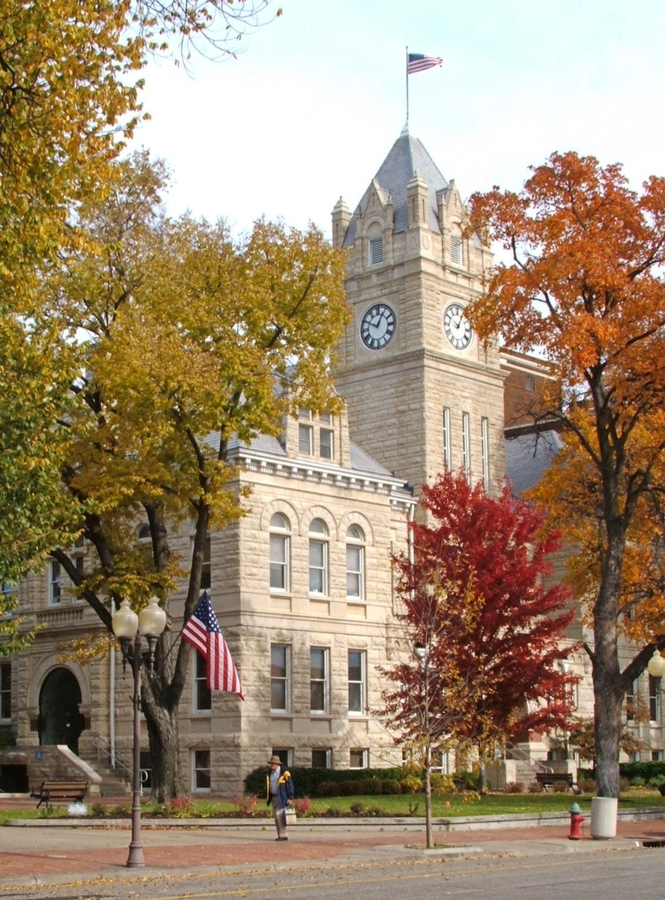 Riley (Kansas) County Courthouse 1