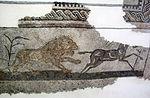 Rimini, mosaico romano con animali 02.JPG