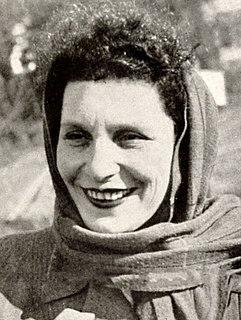 Rina Franchetti Italian actress, born Ester Girgenti