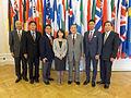 Rintaro Tamaki Kazuo Kodama and Members of the Committee on Judicial Affairs 20151012 1.jpg
