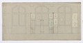 Ritningar. Landesmuseum Zürich - Hallwylska museet - 105209.tif