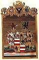 RitterstandsDiplom - Moro 1820 - Wappen.jpg