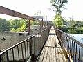 River Horyn dike village Polian 2.jpg