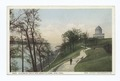 Riverside Drive and Grant's Tomb, New York, N. Y (NYPL b12647398-67823).tiff
