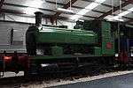 Riverside Railway Museum - Alexander (without nameplate).JPG