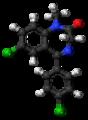 Ro5-4864 molecule ball.png