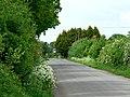 Road past Dial Hall Farm - geograph.org.uk - 178444.jpg