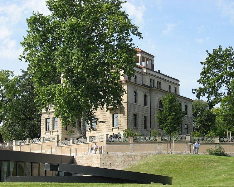 Die Bosch Villa in Stuttgart