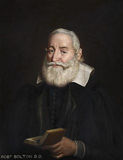 Robert Bolton English clergyman and theologian