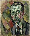 Robert Delaunay - Autoportrait - 1909 - Musée national d'art moderne.jpg