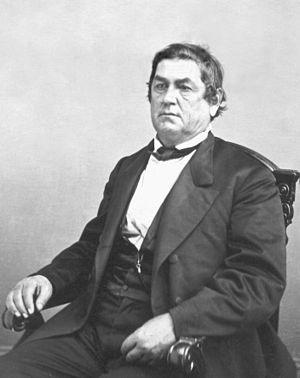 Robert M. T. Hunter - Hunter in later life