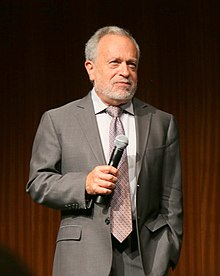 Robert Reich at the UT Liz Carpenter Lecture 2015.JPG