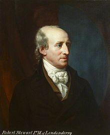 Robert Stewart (1739–1821), 1st Marquess of Londonderry, MP by Hugh Douglas Hamilton.jpg