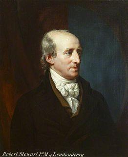 Robert Stewart, 1st Marquess of Londonderry Irish politician, born 1739