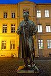 Robert Wilhelm Bunsen by Hermann Volz - Heidelberg, Germany - DSC01554.jpg