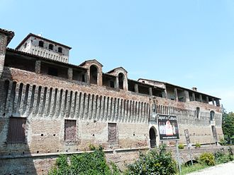 Roccabianca - Rocca dei Rossi.