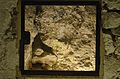 Rock of Calvary under glass.JPG