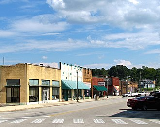 Rockwood, Tennessee - Rockwood Street