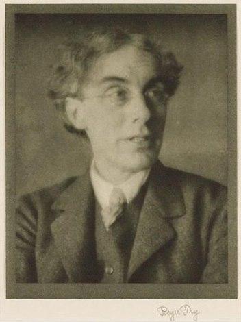 Roger Fry (Coburn) 1913