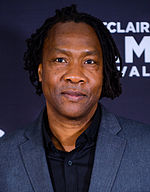 Photo of Roger Ross Williams at the 2016 Montclair Film Festival.