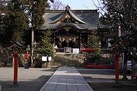 Rokusho jinja Haiden.jpg