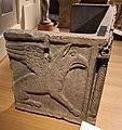 Roma, sarcofago con cinque scene del nuovo testamento, 390 dc ca., appartenuto a rubens 02.jpg