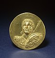 Roman - Medallion with Alexander the Great - Walters 591 - Obverse.jpg