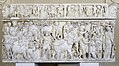Roman - Sarcophagus with the Triumph of Dionysus - Walters 2331.jpg