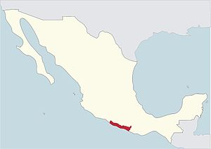 Roman Catholic Archdiocese of Acapulco - Image: Roman Catholic Diocese of Acapulco in Mexico
