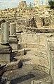 Roman bath mosaic. Volubilis. 1972 (37086267023).jpg